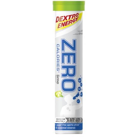 Zero Calories napój z elektrolitami w tabletkach - smak limonkowy - tuba 20 x 4,1 g