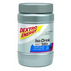 Iso Drink Koncentrat napoju izotonicznego o smaku czerwonych jagód 440 g