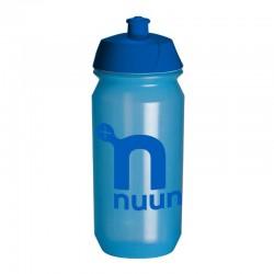 Bidon Nuun Tacx 500 ml przezroczysty błękitny
