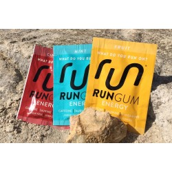 Test pack RunGum gumy do żucia - trzy smaki