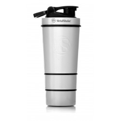 MetalShake Pearl White 600 ml