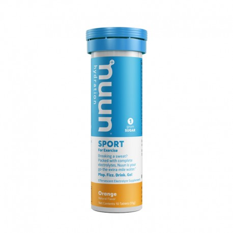 Nuun Sport Orange