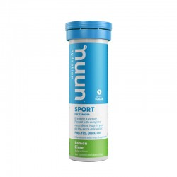 Nuun Sport Lemon Lime (cytryna-limonka) - tuba 10 x 5,5 g