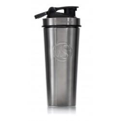 MetalShake Silver Steel 900 ml