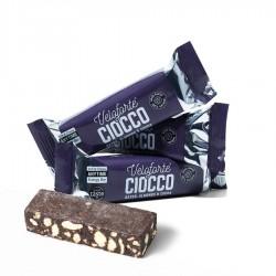 Veloforte Ciocco baton energetyczny z daktylami, migdałami i kakao 62 g