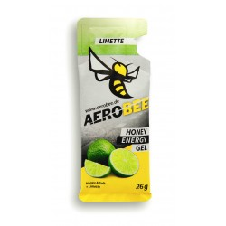 AeroBee Limette miodowy żel z limonką 26 g
