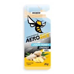 AeroBee Ingwer miodowy płynny żel z imbirem 26 g